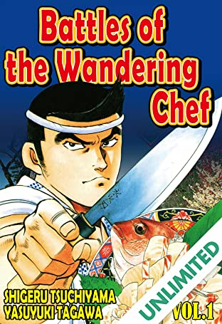 BATTLES OF THE WANDERING CHEF Vol. 1